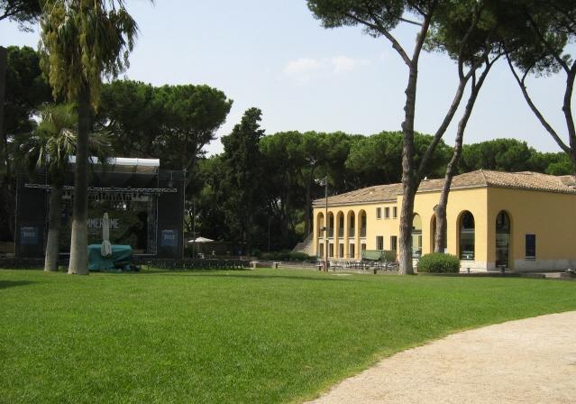 Villa Celimontana Eventi  Agosto